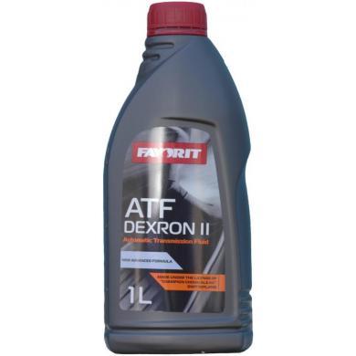 Масло Favorit ATF II D (1L)  Трансмиссионное масло
