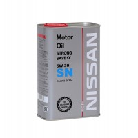 Масло Chempioil FanFaro Nissan Strong Save-x 5W30 (1L)/(12шт/уп) Масло моторное