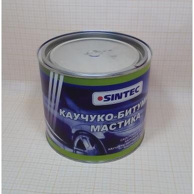 Sintec Мастика каучуко-битумная 2 кг