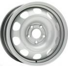 Диски ВАЗ 6.5J R16 H2 5x114 ET50 d66.1 (duster silver)