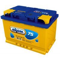 Аккумулятор AKOM  EFB (taxi) 75Ah 12V
