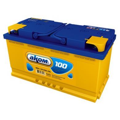 Аккумулятор AKOM VL 100Ah 12V