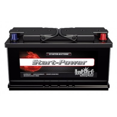 Аккумулятор Intact Start-Power SHD 180Ah 12V