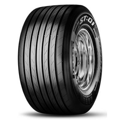 Pirelli 235/75 R17.5 143/141J (144F) M+S ST:01 прицеп