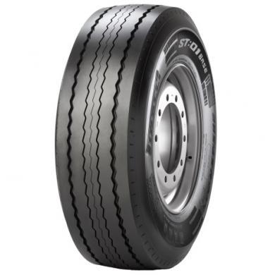 385/65 R22.5 Pirelli Neverding ST:01n FRT ENE 160K (158L) прицеп (класс потребления топлива А)