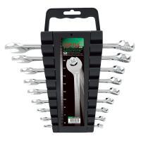 Набор ключей комбинированных 9 шт. GAAC0901 Toptul