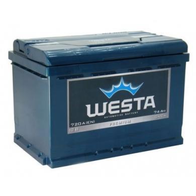 Аккумулятор Westa Premium AE 74Ah 12V