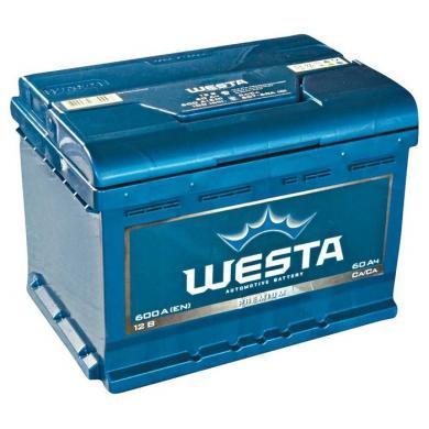 Аккумулятор Westa Standart 12V  190A3