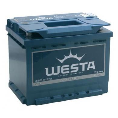 Аккумулятор Westa Standard AE 55Ah 12V