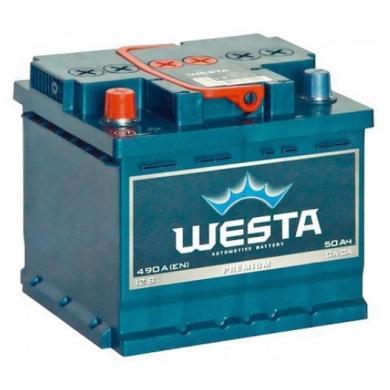 Аккумулятор Westa Premium AE 50Ah 12V