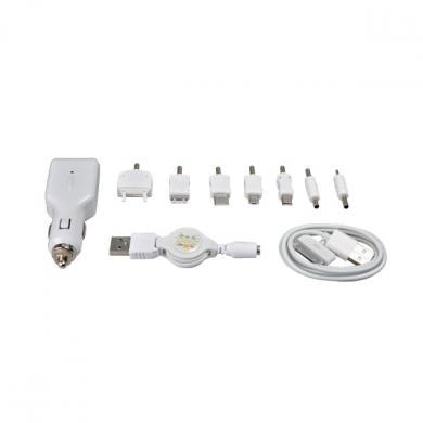 Переходник USB (1 порт) универсальный (7нас+2каб)