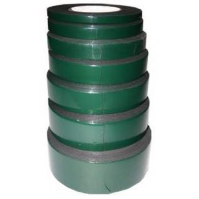 Скотч двусторонний 30мм (зеленый)
