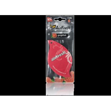 Ароматизатор воздуха (картон), грейпфрут