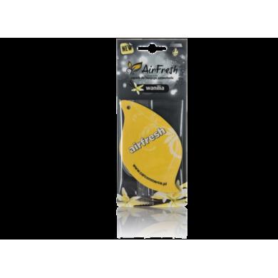Ароматизатор воздуха (картон), лимон