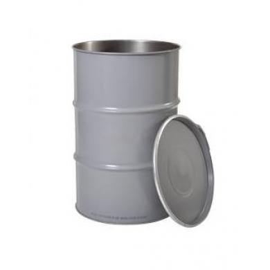 Бочка металлическая пищевые для меда 213 литров