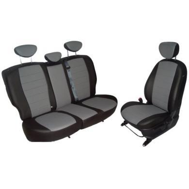 Чехлы для сидений (черный/серый)
