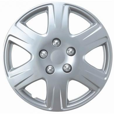 Колпаки для колес R14 Shenzhen серебристые