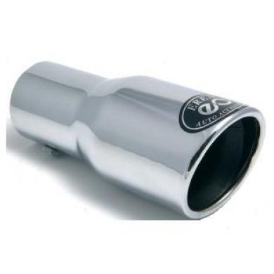 Круглая накладка на глушитель 51 мм
