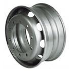 Диски Hartung 11.75J 22.5 10x335 ET120 d281 передн./прицеп (silver)