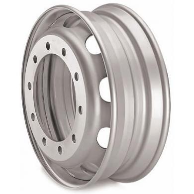 Диски Hartung 9.0J 22.5 10x335 ET165 d281 (silver)