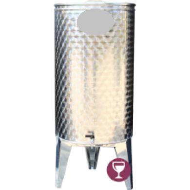 Бочки для вина из нержавейки  литров 145