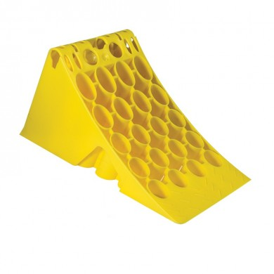 Башмак противооткатный пластмассовый  большой  467х198х225