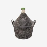 Плетенный бутыль 34 литров