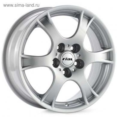Диск Rial 15  5x112 6,5J ET45 d-57,1 Campo Polar Silver  CA65545U21