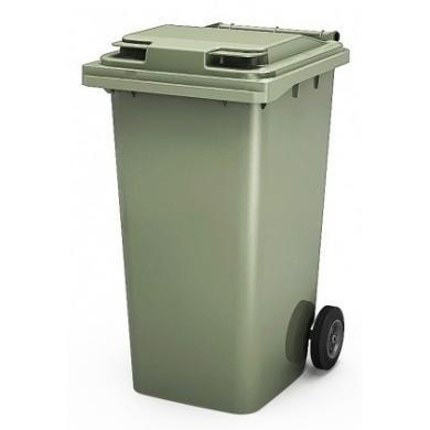 Контейнер для мусора с колесами Premium 120 л