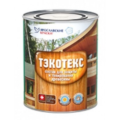 Защитно-декоративный состав ТЭКОТЕКС 2.1 кг (тик)