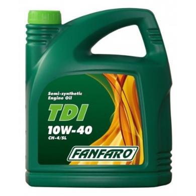 Масло Fanfaro TDI 10W40 (1 л)