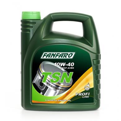 Масло Fanfaro TSN 10W40 (4 л)