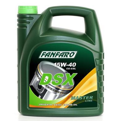 Масло Fanfaro DSX 15W40 (5 л)