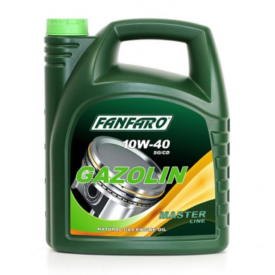 Масло FanFaro Gasolin 10W-40 (5 л)