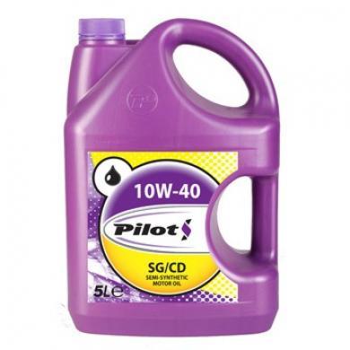 Масло Pilots  10W40 (5л)