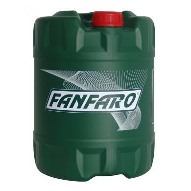 Масло FanFaro TRD E4 UHPD 10W-40 Euro 4-5 (20L) Mоторное масло