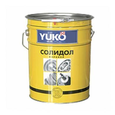Смазка Солидол Ж Yukoil