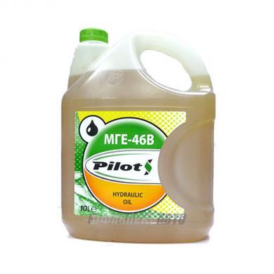 Масло гидравлическое МГЕ-46ВPILOTS (10л)