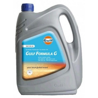 Масло Gulf Formula FE 5W30 (1 л)