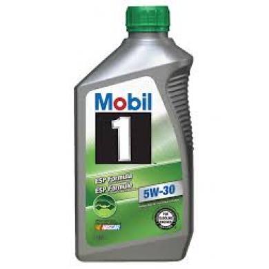 Масло Mobil 1 ESP Formula 5W30 (4 л)