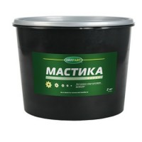 Мастика резинобитумная Oilright БИКОР 2 кг