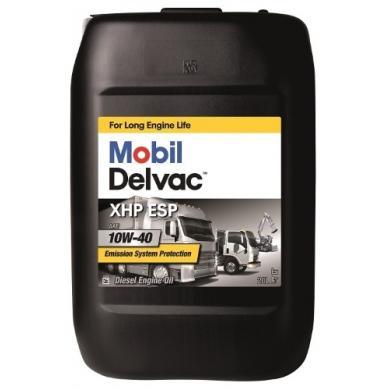 Масло Mobil Delvac Euro-5 XHP ESP 10W40 (20 л)