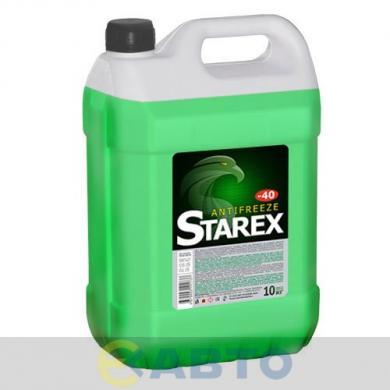 Антифриз Starex Green -40C (Зелёный)  3кг