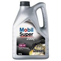 Масло Mobil Super 2000 X1 10W40 (4 л)