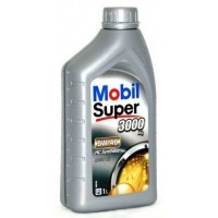 Масло Mobil Super 3000 X1 5W40 (1 л)