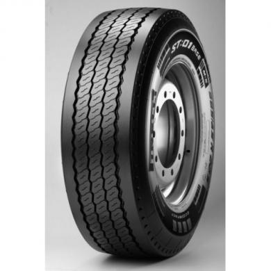 Шины 385/65 R 22.5 TL  Pirelli  160K(158L) FRT M+S ST:01T(прицеп)