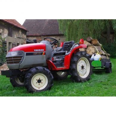 Трактор Yanmar f17d