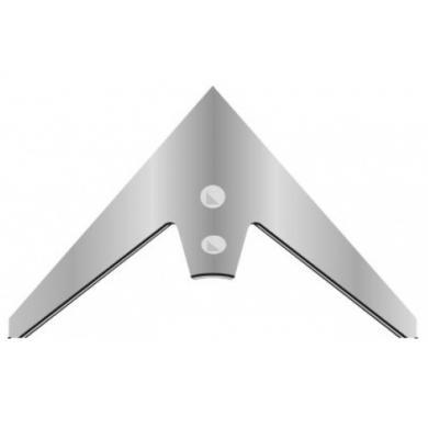 Лапа стрельчатая для культиватора 5.5 (330 мм)